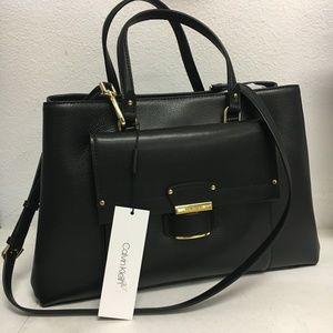 Calvin Klein Delancy Hermine Leather Organizationa